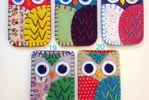 Owls / by Valerie