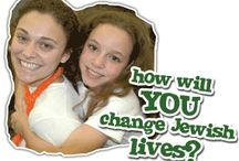 Jewish Role Models / by URJ Jacobs Camp