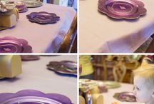 Sofia the first party / by Nicole Wason