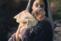 Jesús y María / Religioso / by Sol Galindo