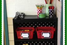 SC classroom decor/organization / by Gab Ella