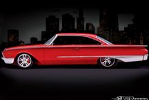 Cool Cars & Motorcycles / cars_motorcycles / by Robert Brennand