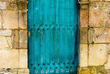 Doors / by Geraldo Pagliarini