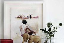 Interiores / by Cherrine Cardoso