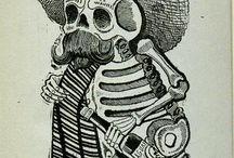 Dia de los muertos / by Sophia Rodriguez