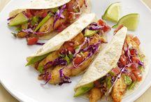 Tacos / by Debbie Cronley
