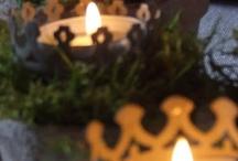 Thys Yool: Medieval Christmas (Yule) Theme / by Adalune