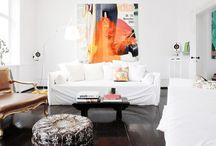 Living Room Inspiration / by Ashley Reynolds