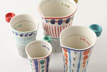 Ceramics - sets / by Clevell Koon