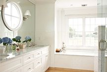 Master Bathroom Remodel / by Michelle Backer