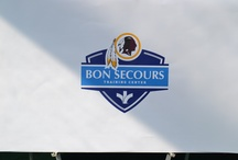 Bon Secours Washington Redskins Training Center / The City of Richmond shows real progress on the build out of the new Bon Secours Washington Redskins Training Center. Take an exclusive behind the scenes look. / by Washington Redskins