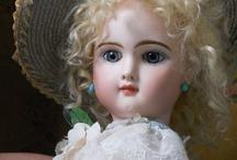 Dolls - Jumeau / by Darlene Grant