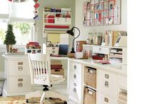 Offices and Ideas / by Girly Template