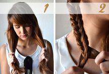 Hair styles  / by Sierra Gonzalez