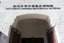 San Diego Chinese Historical Society and Museum / Our mission is to collect, preserve, and display documents, photographs, and artifacts relevant to Chinese and Chinese American history and culture, and to provide ongoing educational programs to share this rich cultural heritage with our communities / by San Diego Chinese Historical Museum