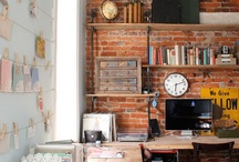 Home Office / by Grace