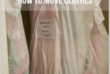 Moving tips! / by Emilie Olson