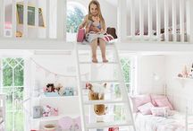 Kids Rooms-Ideas / by Mari Rabadan