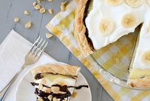 Food | Pies / by byMelissaBee (Melissa Martheze)