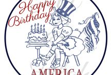 Happy Birthday America! / by Luc & Lilah Events