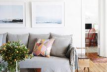 living room / by Janna Webbon