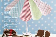 Cooking - Cookies - Rolled and Cut Outs / by Donna Keller