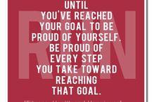 Triathlon Motivation!  / by Ashley Sandborn