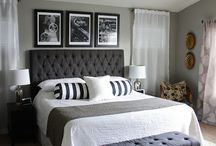 Master bedroom / by Amanda Colbert
