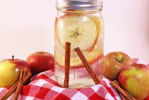 Fruit Infused Spa Water Recipes / Delicious fruit infused drinks for weight loss! / by Audrey Johns- Lose Weight By Eating