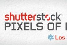 Pixels of Fury LA / by Shutterstock