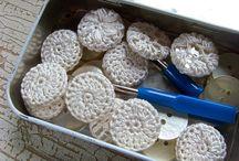 Crochet Embelishments / by Teri Voyles