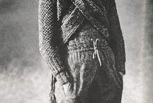 Vintage knits / by SHOKAY