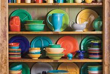 Fiestaware!!! / by wendy huff