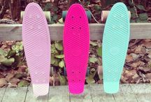 Penny Boards / by Dezirae