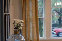 Curtains / by Tabitha Hugdahl