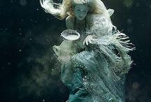 spiral dance // water / by Samantha Shay