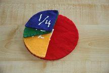 Homeschool:  Math / by Michele Johnson