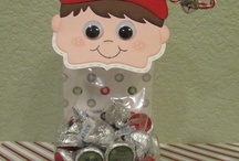 Treat Bags and Pouches / by Stephanie Desrosiers
