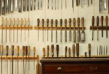Hand Tools / by Sharon Adams
