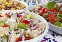 Salads / by Cindy York