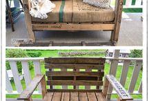 Deck/patio / by Matt Nielsen