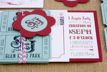 Reception Ideas / by Carrie Holman Stoehr