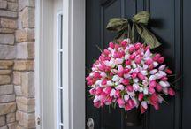 Wreaths / by Marjorie Lamantia