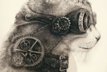 Steampunk  / by Michelle Maher