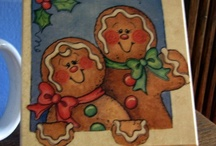Gingerbread / by Mary Stephenson