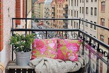 Balkon / by Doris Milicevic