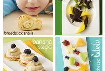 Preschool Snacks / by Katherine Hamadeh