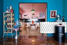 living spaces / by Megan Gordon
