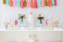 Pretty♡Parties / Party decor and ideas / by Blonde※Glitter