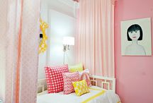 Ideas for Nyah's new room / by Cristy Pannell